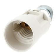 e14 base 53mm vela bombilla portalámparas accesorio de iluminación de alta calidad