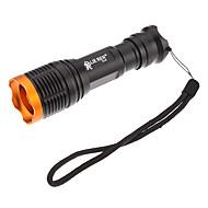 preiswerte Taschenlampen, Laternen & Lichter-KC-01 LED Taschenlampen / Hand Taschenlampen LED 1800 lm 5 Beleuchtungsmodus einstellbarer Fokus Für den täglichen Einsatz