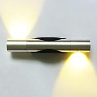 AC 110 - 130 AC 220-240 2 LED Integrat  Modern/Contemporan Galvanizat Caracteristică for LED Stil Minimalist Bec Inclus,Lumină Ambientală