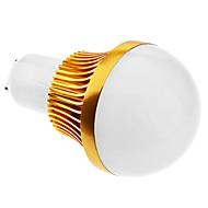 お買い得  LED ボール型電球-SENCART 540lm GU10 LEDボール型電球 A60(A19) 12 LEDビーズ SMD 5730 温白色 85-265V