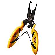 お買い得  釣り用アクセサリー-個 プライヤー 釣りツール チタニウム 合金金属 多機能 ルアー釣り