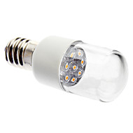 0.5W E14 LED-kaarslampen 7 leds Dip LED Decoratief Warm wit 2800lm 2800KK AC 220-240V