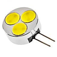 G4 diody bi-pinowe 3 duża moc led 270lm naturalna biała 6500k dc 12v