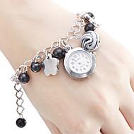 Недорогие Женские часы-Жен. Часы-браслет Модные часы Кварцевый Горячая распродажа Группа Elegant Разноцветный