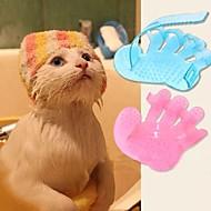 povoljno -Mačka Pas Dotjerivanje pomagala Četke Kupke Masaža Random Colour