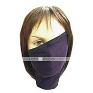 Masque Inspiré par Naruto Hatake Kakashi Anime Accessoires de Cosplay Masque Noir Polyester Masculin
