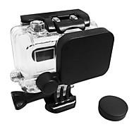 voordelige Accessoires voor GoPro-Accessoires Lensdop Hoge kwaliteit Voor Actiecamera Gopro 3 Gopro 2 Sport DV ABS Other