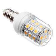 お買い得  LED コーン型電球-3000 lm E14 LEDコーン型電球 T 30 LEDビーズ SMD 5050 温白色 220-240 V