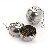 espesar bola sopa de bolas de condimento especias olla caliente filtro de té de acero inoxidable