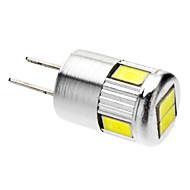 お買い得  Daiwl-G4 LEDスポットライト 6 LEDの SMD 5730 クールホワイト 220-250lm 6000K AC 12V