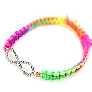 Z&X®  Full diamond alloy 8 words Bracelet