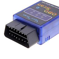 Mini Bluetooth V1.5 ELM327 OBDII OBD2 ELM 327 Protokolle Auto Diagnostic Tool