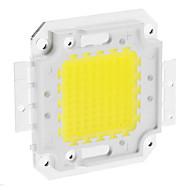 povoljno -diy 80w 6350-6400lm 2400ma 6000-6500k hladna svjetlost integrirana LED modula (30-36v)