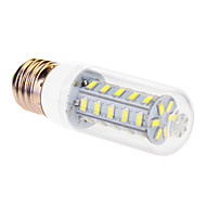 abordables EU Almacén-ywxlight® e27 5730smd 36led blanco fresco bombilla led luces de maíz bombilla de maíz candelabro vela que enciende 220-240v
