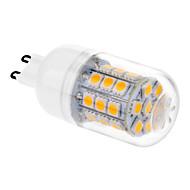 abordables LED e Iluminación-3.5 W 200-250 lm G9 Bombillas LED de Mazorca T 31 Cuentas LED SMD 5050 Blanco Cálido 220-240 V