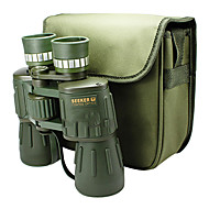 cheap Binoculars-SEEKER 10X50 Binoculars HD Wide Angle BAK4 Fully Coated 115m/1000M Central Focusing