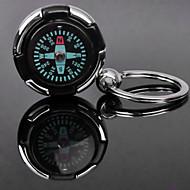 Gepersonaliseerde Gegraveerde Gift Compass Shaped Minnaar