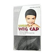 Peluca Accesorios especiales peluca Net antipatinaje pelo fijo