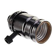 musta rullatulppa (250w, 250v) korkealaatuinen valaisinvaruste