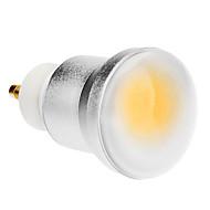 お買い得  LED ボール型電球-150-180lm GU10 LEDボール型電球 1 LEDビーズ COB 温白色 85-265V