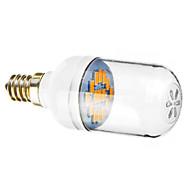 E12 1.8W 15x5730SMD 120-140lm 2800-3200K ciepły biały Żarówka LED Spot światła (220-240V)