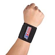 preiswerte -Silikon-Druck-Massage Einstellbare Sport Handgelenk-Schutz-Schutz - Free Size