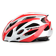 MOON 자전거 헬멧 CE 인증 싸이클링 21 통풍구 하프 쉘 남여 공용 산악 사이클링 도로 사이클링 레크리에이션 사이클링 사이클링