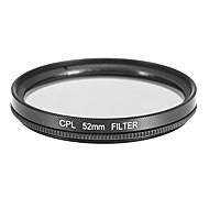 카메라에 대한 CPL 필터 (52mm)