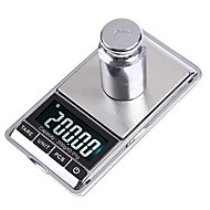 cheap Industry & Business-200G*0.01G Mini Digital Scale Pocket Jewelry Scale Portable Electronic Jewellery Diamond Scales
