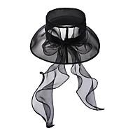 お買い得  -チュール / クリスタル / ファブリック - ティアラ / 帽子 1 結婚式 / パーティー / パーティー/フォーマル かぶと