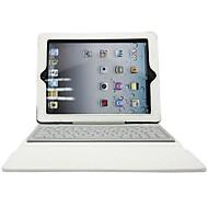 お買い得  iPad用キーボード-用途 ケース カバー スタンド付き キーボード付き フリップ フルボディー ケース 純色 ハード PUレザー のために iPad 4/3/2