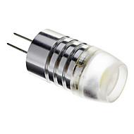 2W G4 LED-kohdevalaisimet 1PCS COB 140-165lm lm Kylmä valkoinen Koristeltu AC 12 V