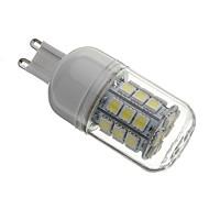お買い得  LED コーン型電球-5500lm G9 LEDコーン型電球 T 30 LEDビーズ SMD 5050 ナチュラルホワイト 110-130V 220-240V