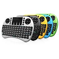 お買い得  キーボード-RIIミニI8 + GoogleテレビBox/PS3/PCためのタッチパッド付き2.4Gワイヤレス92キーキーボード