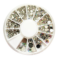 cheap Nail Art-500 Other Decorations Decoration Kits Abstract Fashion High Quality Daily