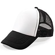 ユニセックスの古典的なトラック運転手野球ゴルフメッシュキャップ帽子