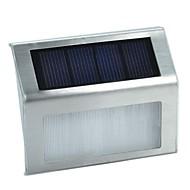 お買い得  LED ソーラーライト-ウォールライト LED LED 充電式 装飾用 1個