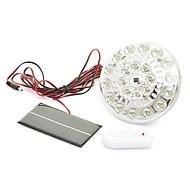 お買い得  LED ソーラーライト-LEDフラッドライト LED LED 充電式 / リモコン付き / 装飾用 1個