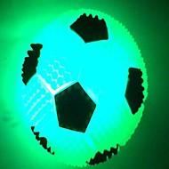billige -Coway flash ball luminescence fotball ledet nattlys (tilfeldig farge)