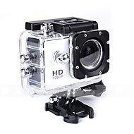 cheap Sports & Outdoors-SJ4000 Sports Action Camera 12MP 4000 x 3000 Anti-Shock Waterproof All in One 1.5 CMOS 32 GB English French German Spanish Russian