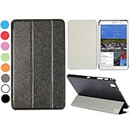 Silk Pattern Leather Luxury Stand Case for Samsung Galaxy Tab Pro 8.4 T320