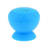 Outdoor Shower waterproof water resistant Mini Portable Wireless bluetooth speaker Yellow Red Green Pink Light Blue