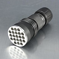 1 Lampes Torches LED Lampes de poche Lumière Noir Lampes de poche LED lm 1 Mode Luminus SST-90 Surface antidérapante pour Usage quotidien