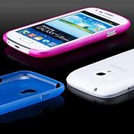 ультра тонкий корпус матовое покрытие для Samsung Galaxy S3 мини 8190