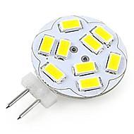 abordables Luces LED de Doble Pin-200lm G4 Focos LED A60(A19) 12 Cuentas LED SMD 5730 Decorativa Blanco Fresco 12V / Cañas