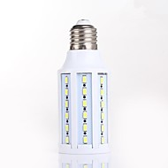 12W E26/E27 LED Corn Lights T 60 SMD 5730 1100lm Natural White 2800-3200K 4200-4500K  6000-6500K Decorative AC 220-240 AC 110-130V