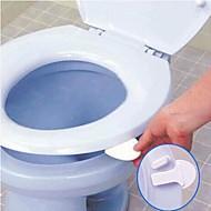 baratos Artigos para Casa-Gadget de Banheiro Multi funções Amiga-do-Ambiente Fácil Uso Mini Esponja Plástico 1 Pça. - Banheiro Acessórios de toalete