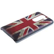 National Flag Pattern PC Hard Case for LG G2 mini