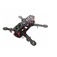 qav250 c250 fibra de carbono mini-250 FPV quadro Quadcopter mini-h quad quadro