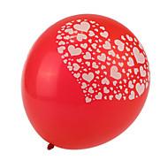 Ballen Ballonnen Hartvormig